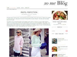 HKM blog - Pastel Perfection