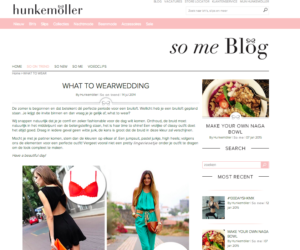 HKM blog - What to wear to a wedding