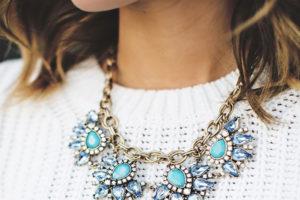 Blog 7: statement necklace
