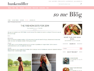 HKM blog - Fashion do's