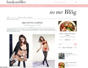 HKM blog - Sophie Vlaming