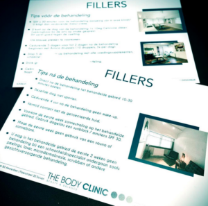 Flyer The Body Clinic